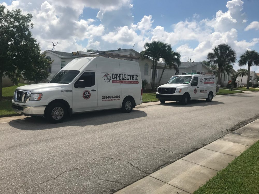 OT Electric Fleet