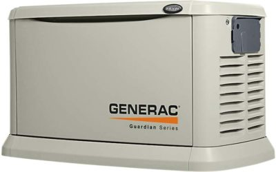 Standby Generator Guardian 22KW from OT Electric